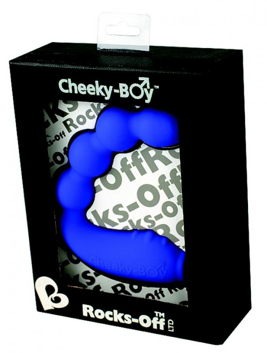 Cheeky-Boy 7 - Blue