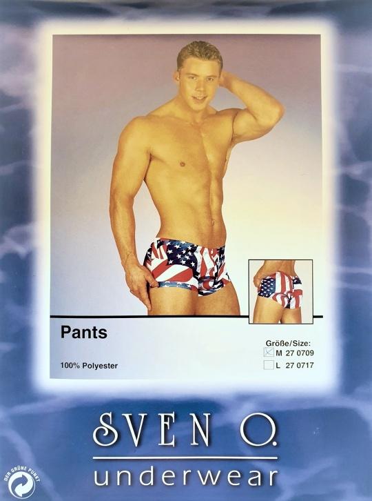 Pants, vel.M - boxerky