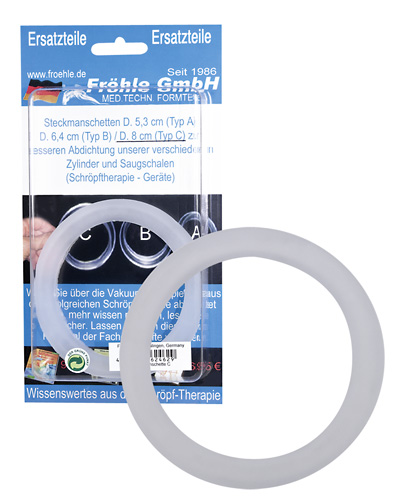 Fröhle Replacement Sleeve C, 8cm