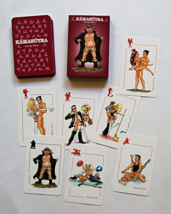 Karetní hra Černý Petr