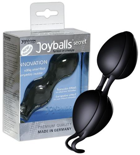 Venušiny kuličky Joyballs Secret black