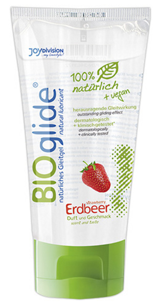 BIOglide Strawberry 80 ml