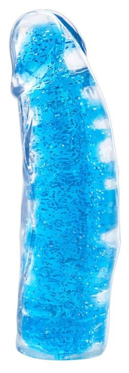 Dildo X-Tier 18.7cm blue