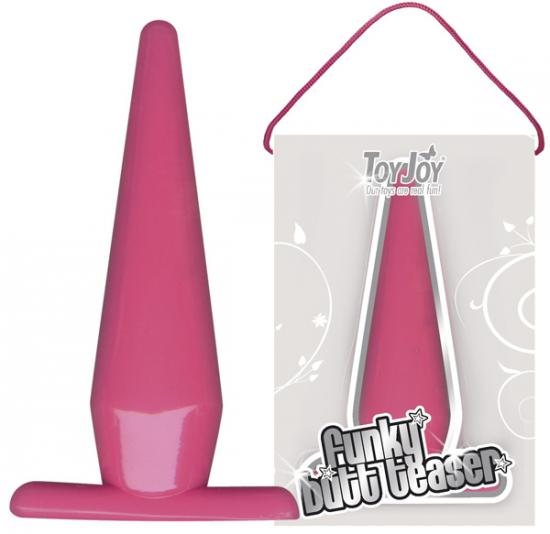 """Anální kolíček """"Funky But Teaser Pink"""""""