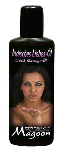 Erotický masážní olej,100 ml