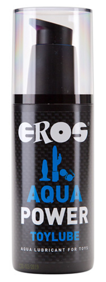 EROS Aqua Power Toylube 125 ml