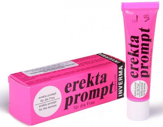 Erekta promt for women