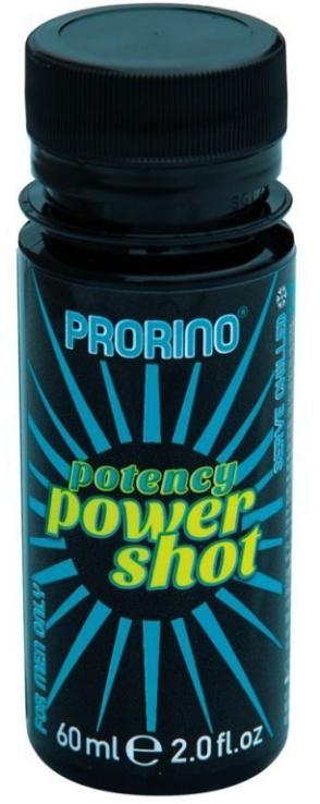 HOT Ero Prorino Potency Power Shot 60ml