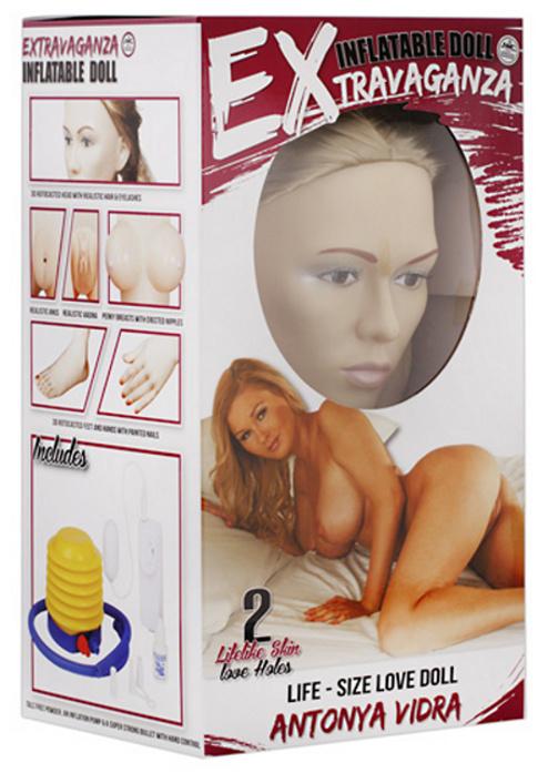 Antonya Vidra Love Doll