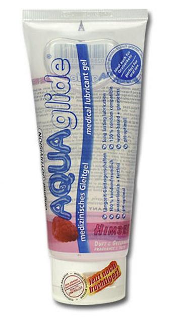 AQUAglide raspberry 100 ml