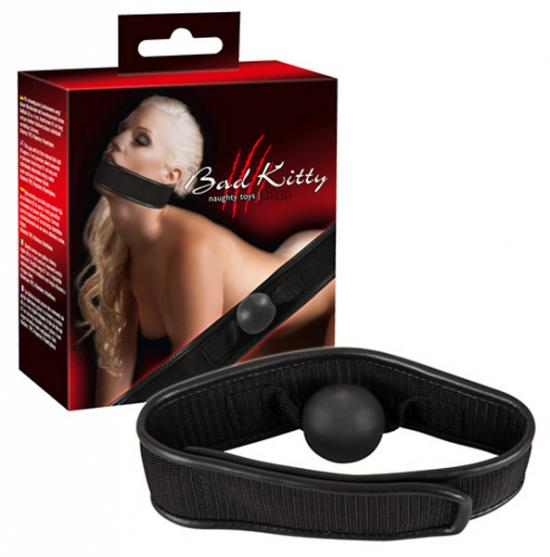 Bad Kitty Ball Gag - Roubík
