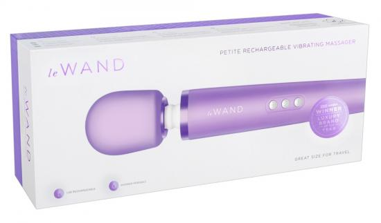 Le Wand Petite Rechargeable Vibrating Massager