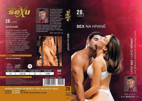 Sex na hraně - Škola sexu DVD 28