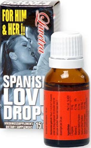 Španělské mušky pro oba partnery Spanish Love Drops 15 ml