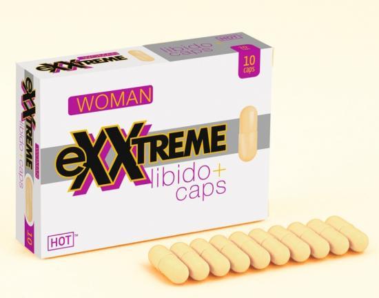 Exxtreme Libido Caps woman 1 x 10