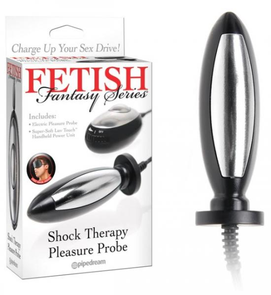 Shock Therapy Pleasure Probe