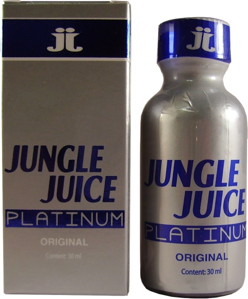 Jungle Juice platinum 30 ml
