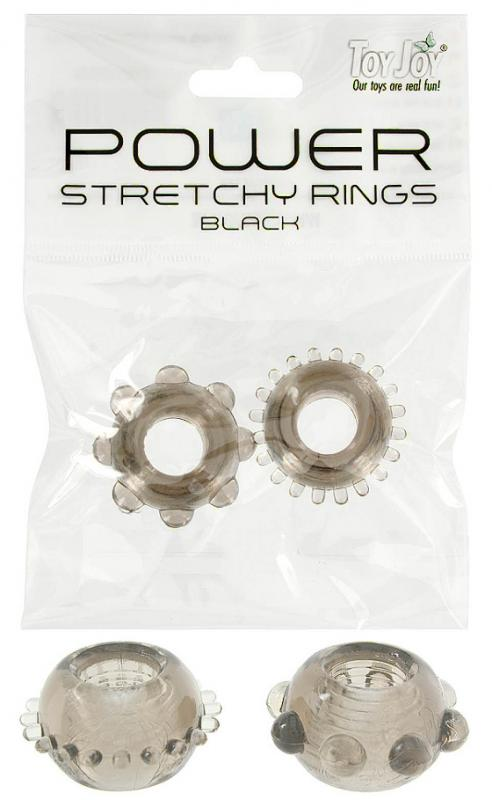 Power Stretchy Rings Smoke