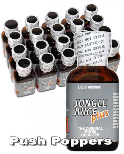 Poppers Jungle Juice Plus 24ml