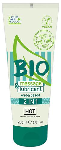 HOT BIO waterbased 2in1 200 ml