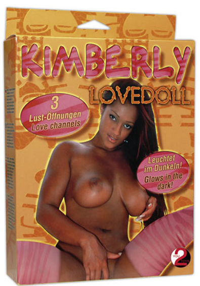 Kimberly Love Doll