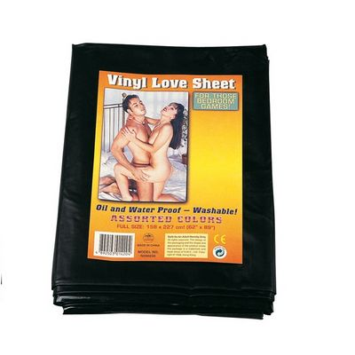 Vinyl Love Sheet Noir
