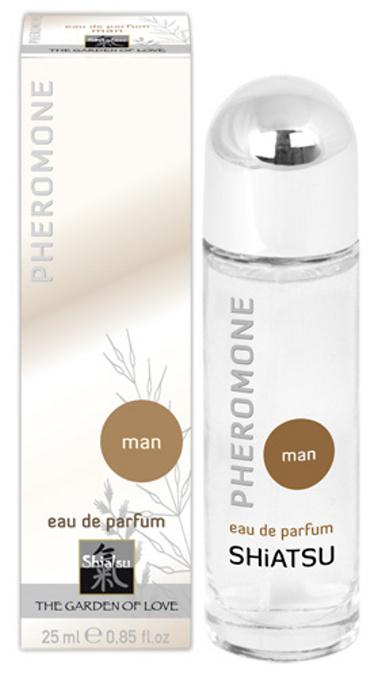 Feromonová vůně pro muže-25 ml