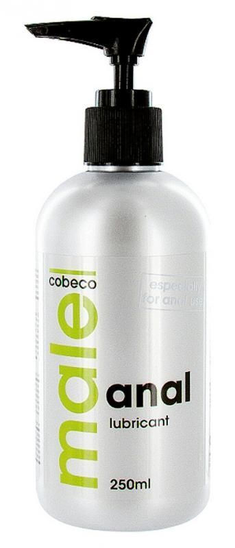 Cobeco Male Anal 250ml anestetický gel