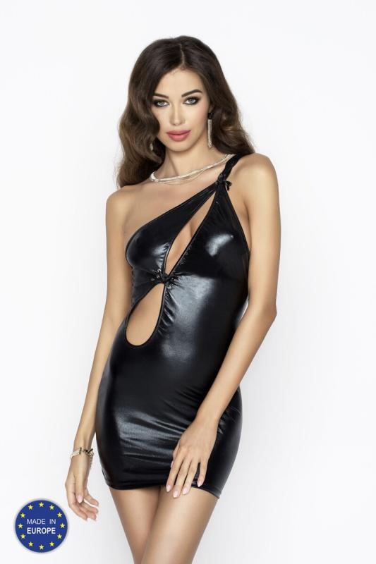 Passion CORNELIA DRESS black L/XL