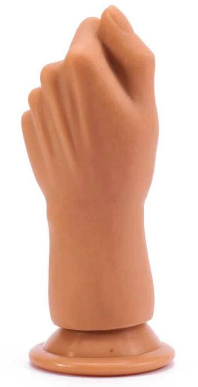 Silicone Nature Fist dildo