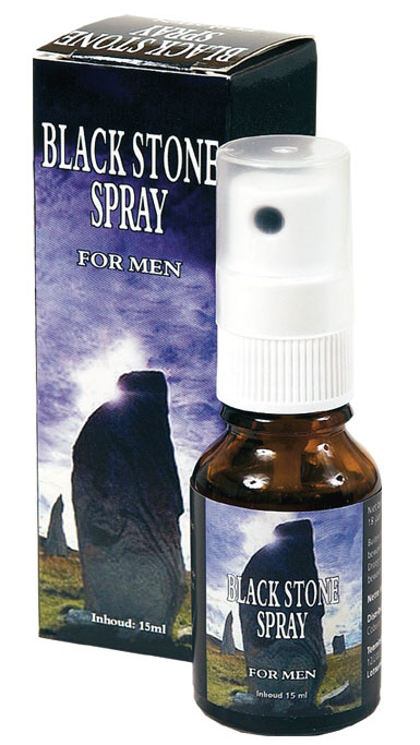 Black Stone Spray 15 ml