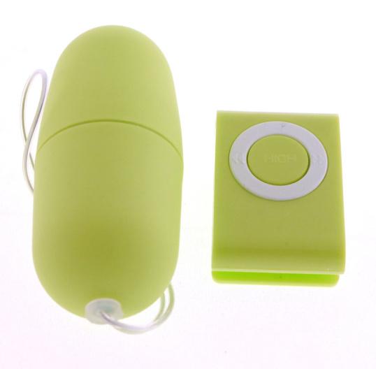 Remote Control Vibrating Egg