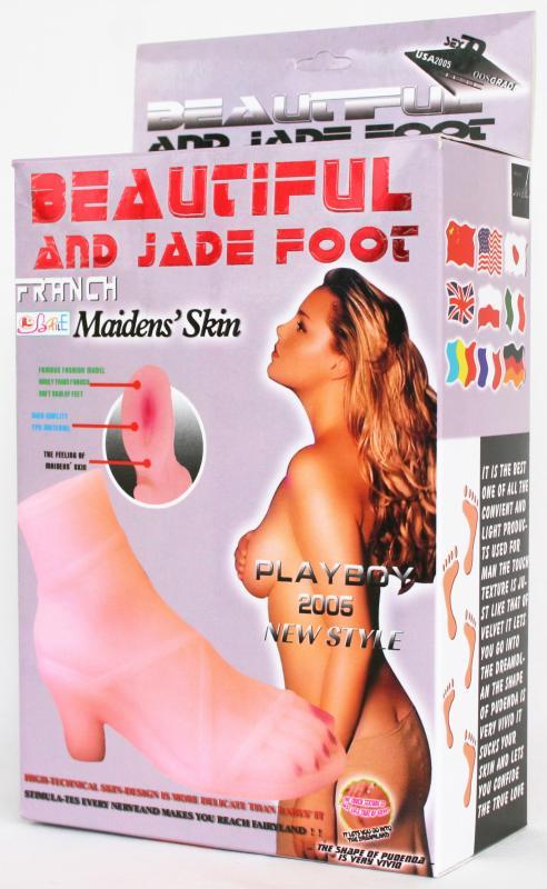 Vagína Jade Foot
