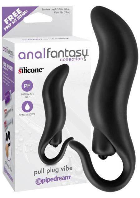 Anal Fantasy Pull Plug Vibe stimulátor
