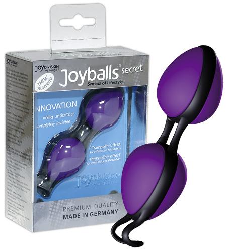 Venušiny kuličky Joyballs Secret violet