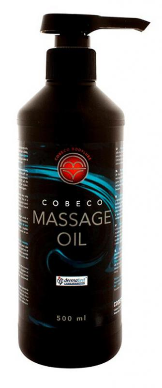 Cobeco Pharma Massage Oil 500 ml