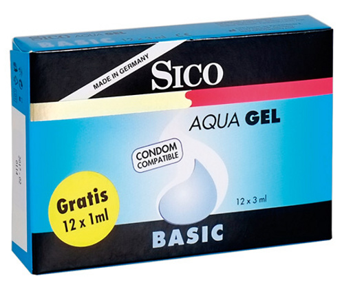 Aque Gel Basic - 12 x 4 ml