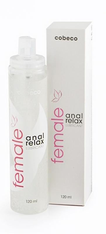 Anální lubrikační gel pro ženy FEMALE Anal Relax 100 ml