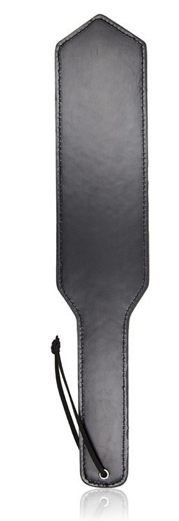 Big Faux Leather Spanking Paddle