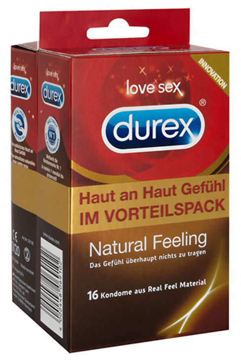 Durex Natural Feeling 16pcs