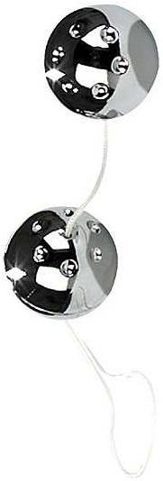 Silver Metal Balls
