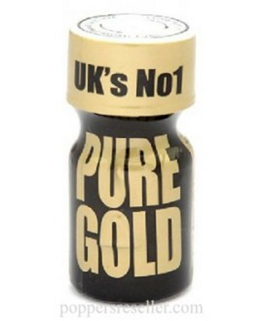 Poppers Pure Gold 10ml