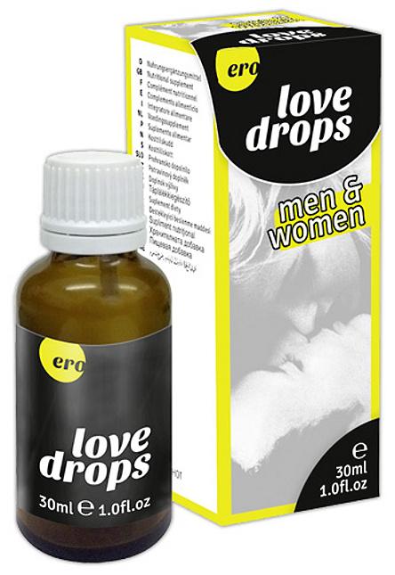 Love Drops (m+w) 30 ml