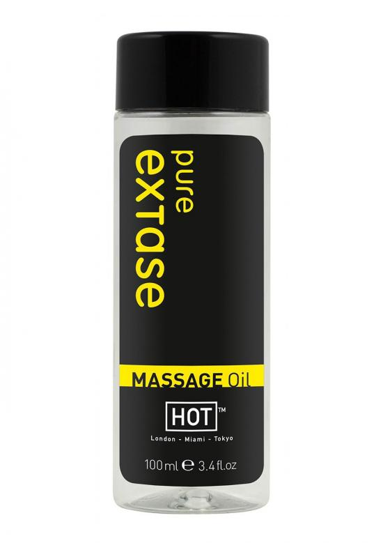 HOT MASSAGEOIL EXTASE 100 ml