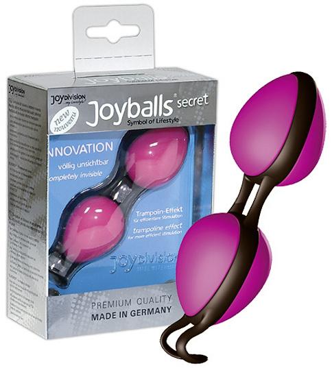 Joyballs secret pink