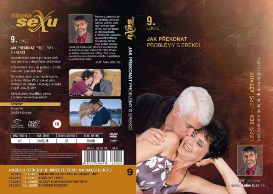 Jak překonat problémy s erekci- Škola sexu DVD 9