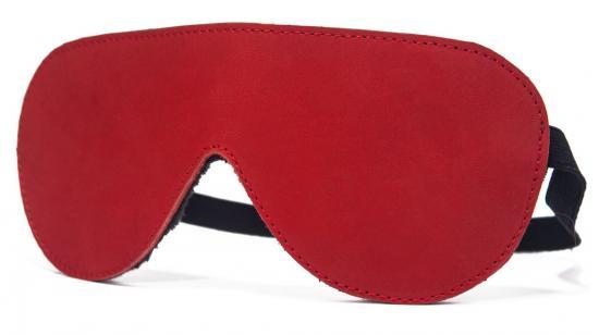 Blindfold Nubuck Leather