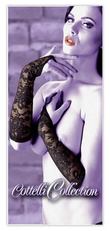 Gauntlets krajkové rukavičky,vel.S-L