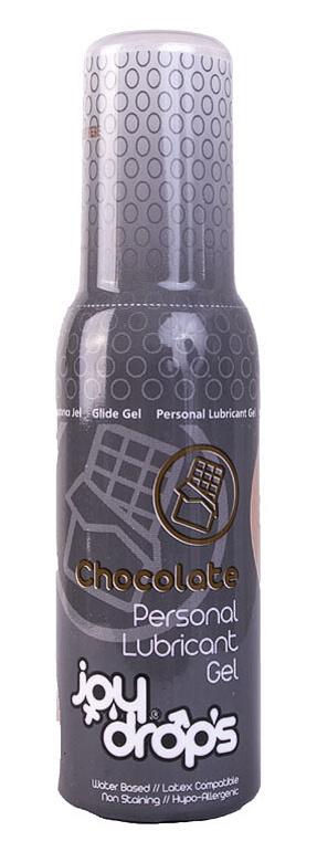 Chocolate Personal Lubricant Gel 100 ml