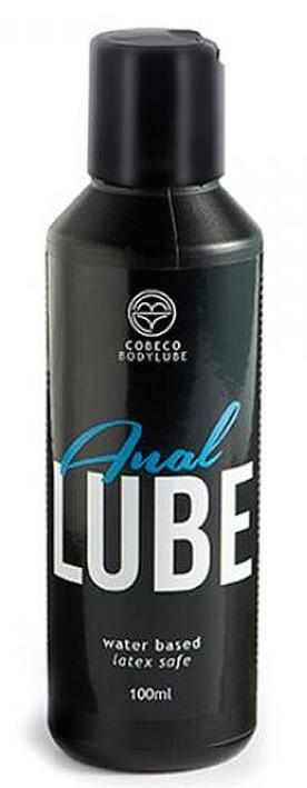 Anální lubrikant na vodní bázi,100 ml